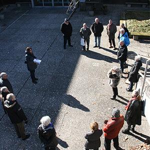 Rundvisning på Holbæk Seminarium