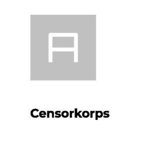 Beskikket til censorkorps